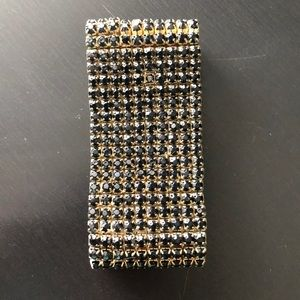 Jewelry - Crystal rhinestone stretch bracelet